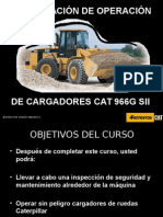 Cargador f Cat 966g s II