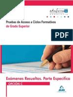1Exámenes Acceso CFGS Andalucía (Opción C) (Libro)