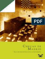 Checas de Madrid - Cesar Vidal - 11696 - spa.epub