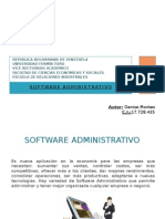 Tutorial de Software Administrativo Denise