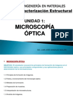 Introduccion a La Microscopia Optica