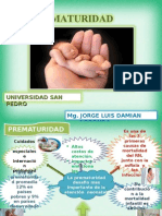 Prematuridad CORE
