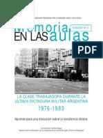 Basualdo v La Clase Trabajadora Durante La c3baltima Dictadura Militar Argentina 1976 1983