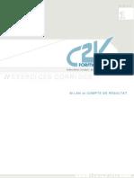 Bilan et Comptes de résultat CPC