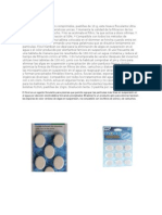 Floculante Flovil Viene en Comprimidos