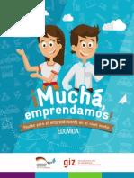 EDUVIDA - Mucha Emprendamos