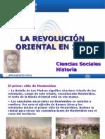 La Revolución Oriental en 1811