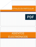 Actos Registrales en Particular