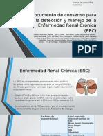 Documento de Consenso Para La Detección y Manejo