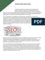 Servicios De marketing En línea Barcelona