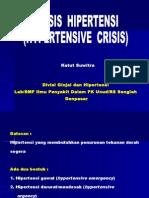 Krisis Hipertensi (Askes Sabtu, 30 Juni 2012)