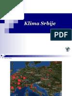 Klima Srbije