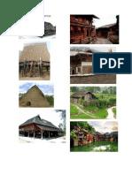 Casas de Diferentes Etnias