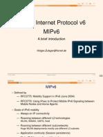 Mipv6 Intro