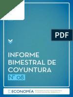 Mecon-Informe Bimestral de Coyuntura Mar-Abr-2015
