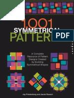 1001 Symmetrical Patterns