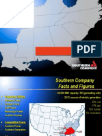 Southern Company Facts