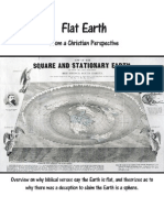 Flat Earth From Christianity