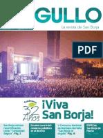 Orgullo - La Revista de San Borja N°17