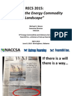 CCUS and the Energy Commodity Landscape