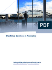 SMI Starting Business in Australia