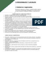 GOBIERNOS REGIONALES Y LOCALES - Administracion Publica - Administracion