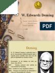 Apresentação William Edward Deming