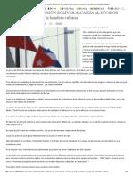 La Maldición de Simón Bolívar Alcanza Al Invasor Cubano_ La Caída de La Bandera Cubana