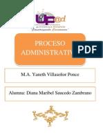 Ensayo Proceso Admvo