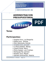 Samsung Electronics - Plan Estrategico. Fin (1)