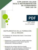 instrumentos para la formacion de imagen