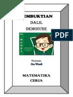 Dalil Demoivre