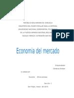 Economia Del Mercado