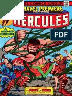 Marvel Premiere 26 Hercules