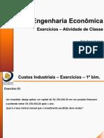 Engenharia Econômica - Exercícios01.pdf
