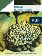 Territorios Agroalimentarios Cartilla 175x250 Print