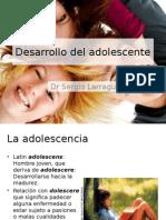 09-Desarrollo Del Adolescente