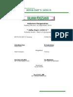 ROHIS_Proposal Adha Days.doc