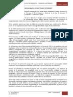 Derecho Informatico - Pornografia Infantil