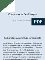 Clase Compresores Centrífugos
