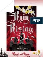 The Grisha 3, Ruinas y Ascenso