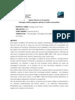 Psicologia Analitica Junguiana