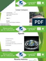 Campo Costayaco Diapositivas