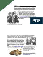Creacion de Las Fuerzas Panzer de Las Waffen SS