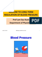 Regulation of BP