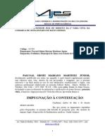 Impunganção Geral-obrigação de Fazer Npj