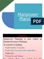 Manpower Planning APPM
