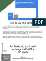 Facebook Cover Photo Template