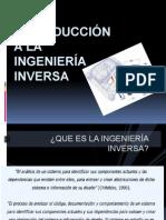 4.5 Introducción a La Ingenieria Inversa