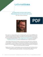 Enriqueciendo La Historia Del Trauma, Metodologia Para La Entrevista Del Evento; Por Italo Latorre Gentoso